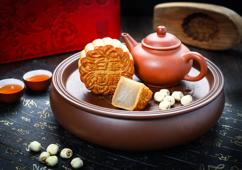 Orchard Hotel Singapore Hua Ting | White Lotus Paste (Low Sugar)