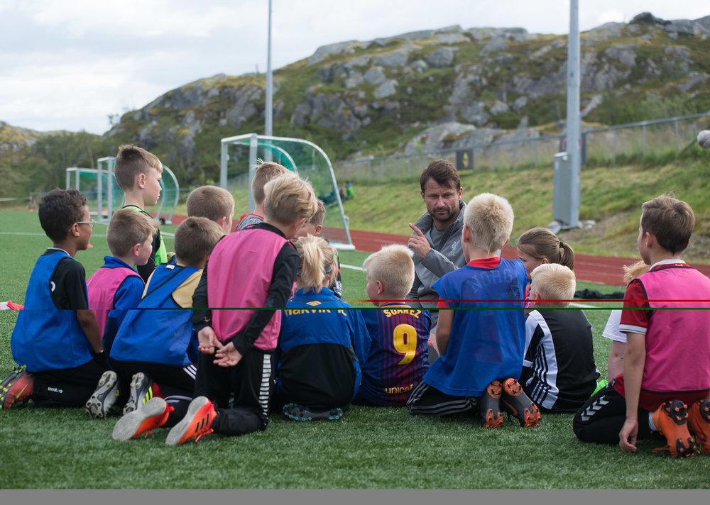 Foto ©: Pål Jakobsen/IL Blåmann