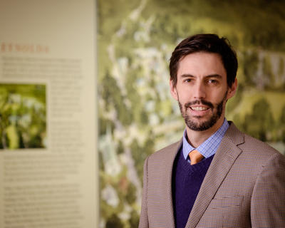 Phil Archer: Program & Interpretation Director       Reynolda House Museum of American Art                                          Winston-Salem                                     WFU Class of 1995                                                     Major: English                                       Minor: Philosophy                              Read our interview with Phil here