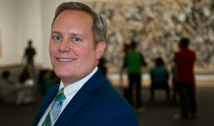William Crow: Director     Lehigh University Art Galleries   , Bethleham PA   WFU Class of 1995  Double Major: Studio Art & Spanish   Read our 2017 interview with William here