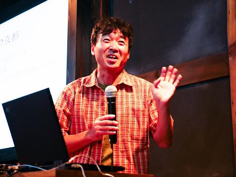 公益財団法人 京都市埋蔵文化財研究所の  宮原 健吾さん