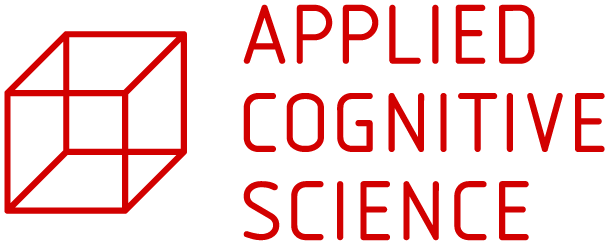 Applied Cognitive Science