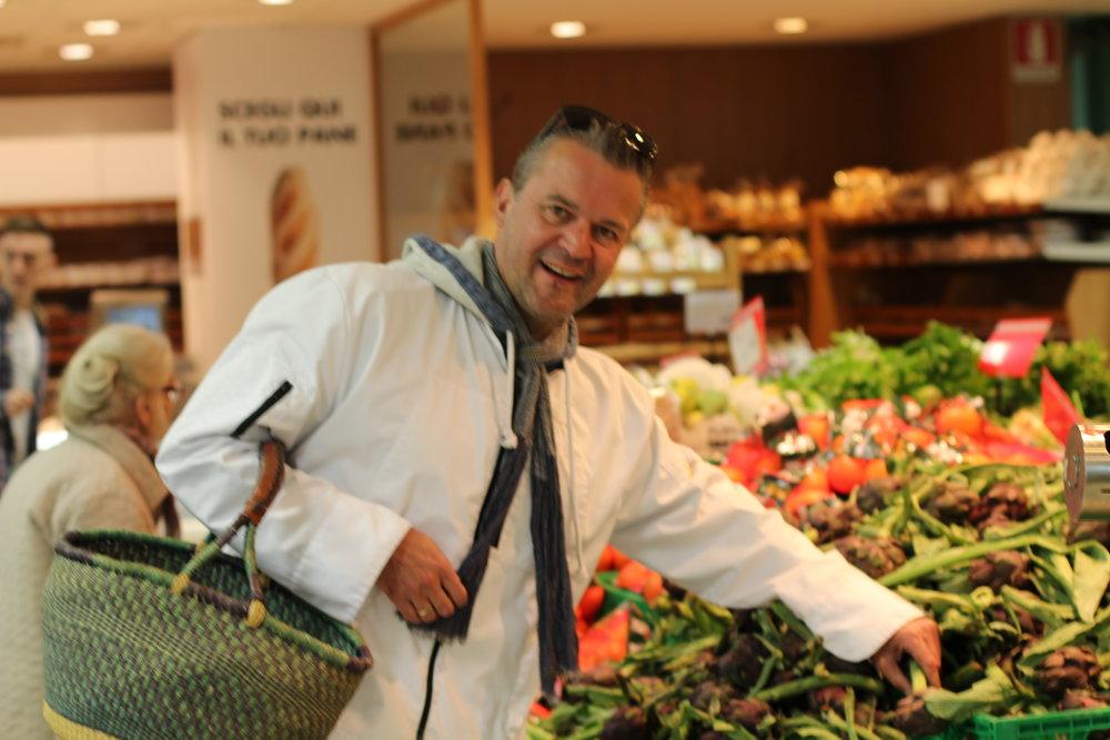 Wie wird frisches Gemüse schonend gegart?