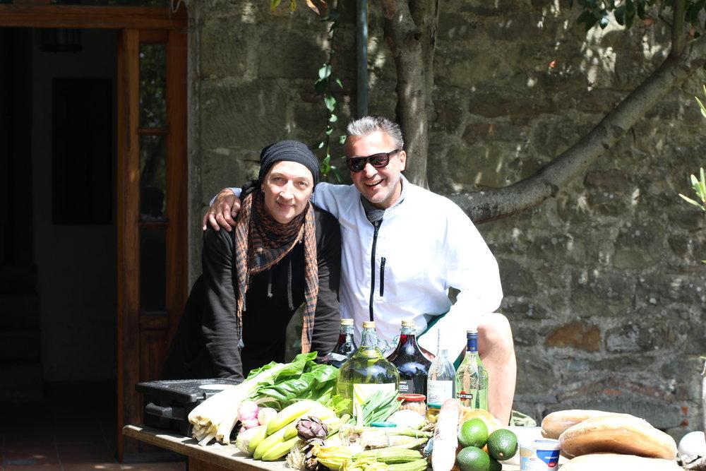 Was kommt in der Toskana auf den Tisch?