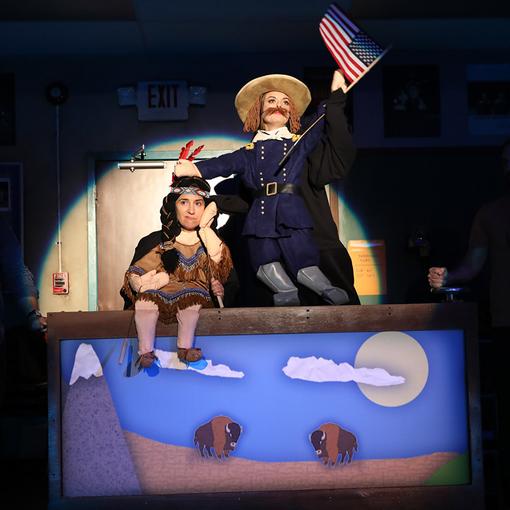 The Thanksgiving Play, Playwrights Horizons (Logan)