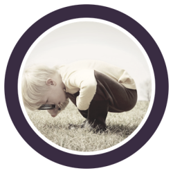 The Curious Child - Find out how being curious ignites chidlren's learning. Not only can children be inspired but you can too.