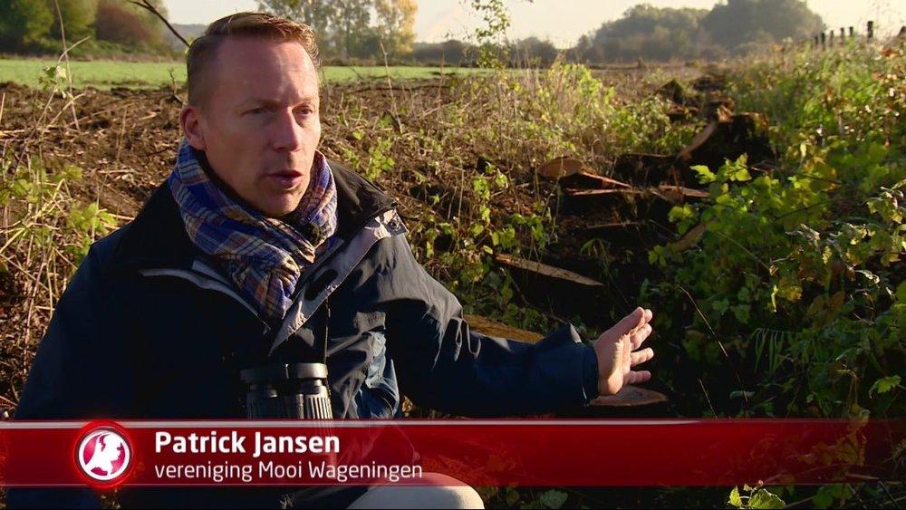 Voorzitter Patrick Jansen in Hart van Nederland.Klik om het programma terug te zien.