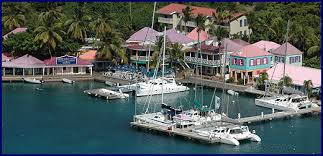 Tortola Sailing & Sights' home, Soper's Hole Marina