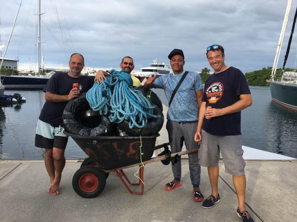 Tack Till Nordic motley crew ready to hit the high seas