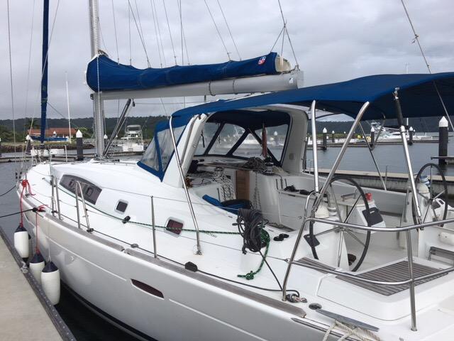 Tack Till Nordic - Tortola Sailing &Sights new school boat