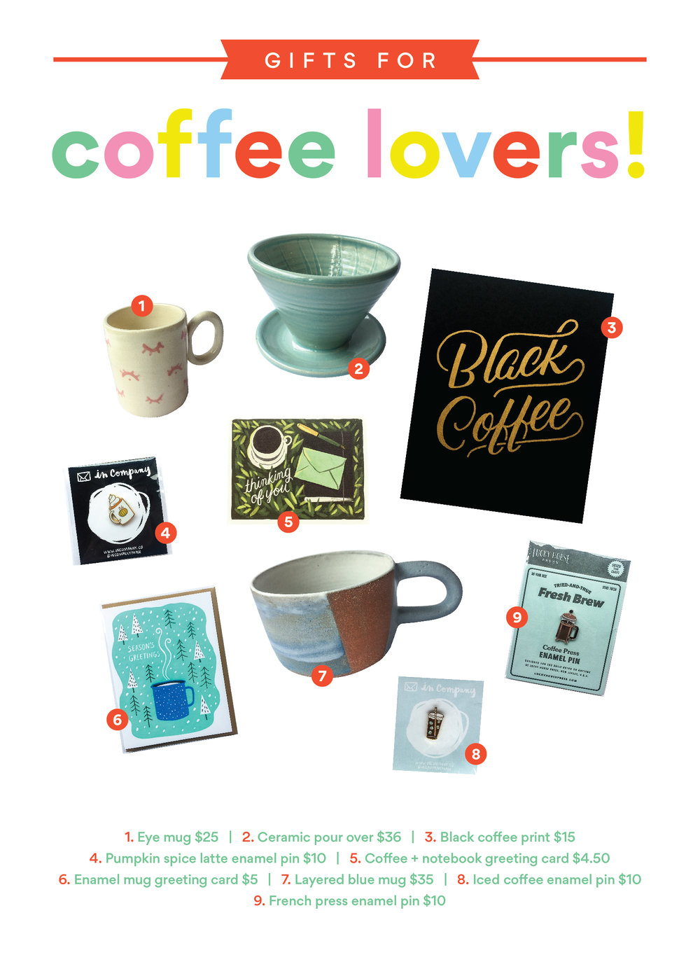 covington cincinnati coffee lovers gift guide holidays 2016