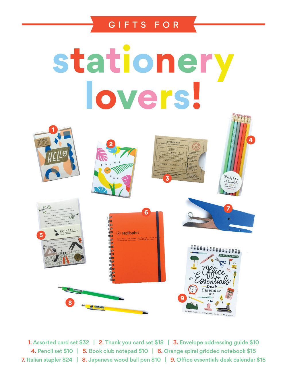 cincinnati covington gift guide holidays 2016 shop local cute stationery