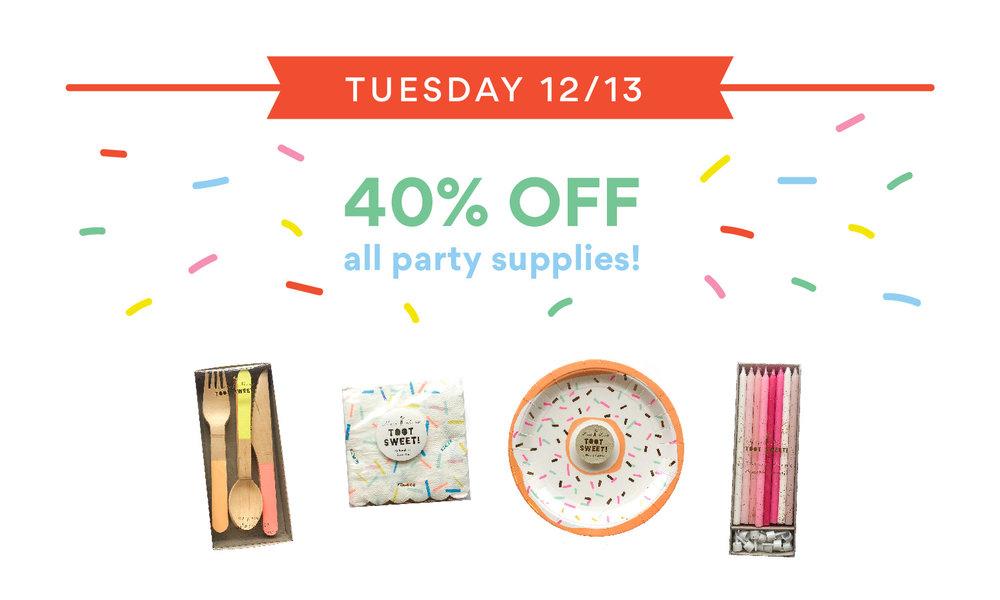 handzy holiday deals party supplies covington cincinnati sale