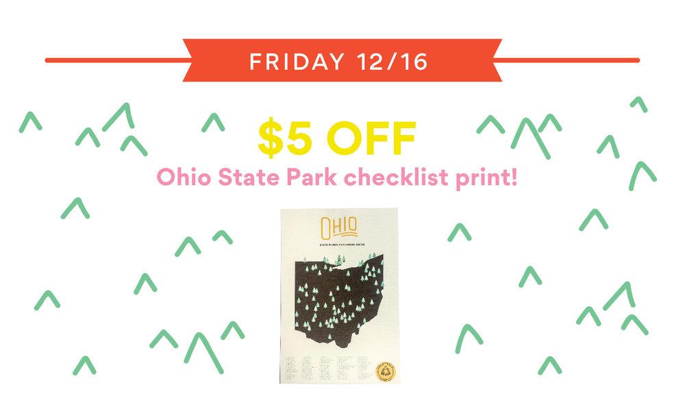 cincinnati ohio state parks checklist map gift shop covington handzy