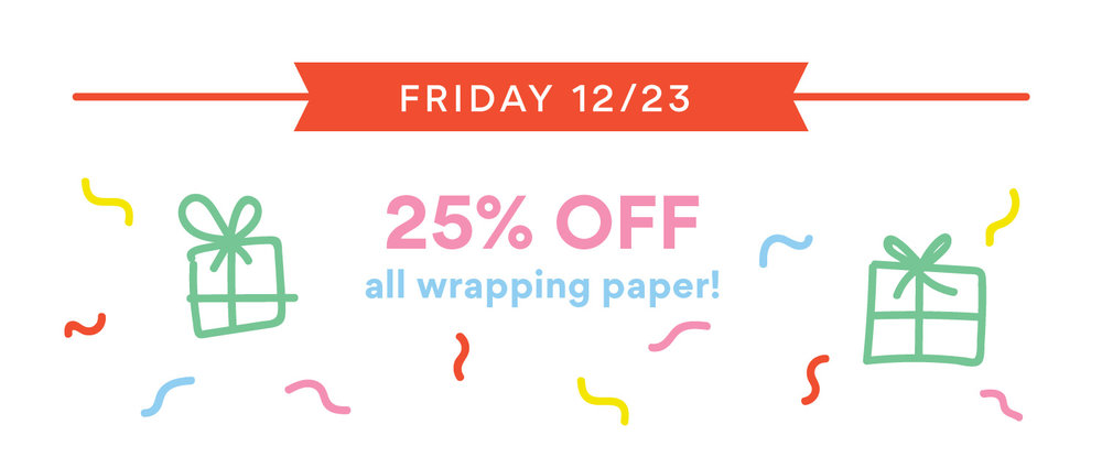 gift wrap sale gift wrapping sale handzy cincinnati covington holiday deals