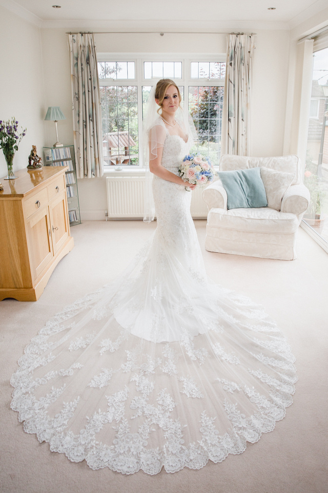 Maggie Stottero bridal gown style Collins