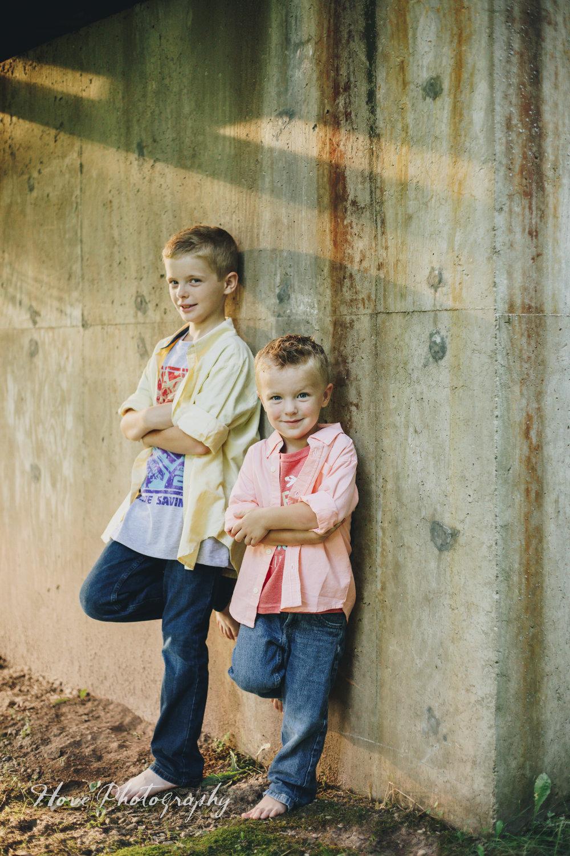 Landon & Asher