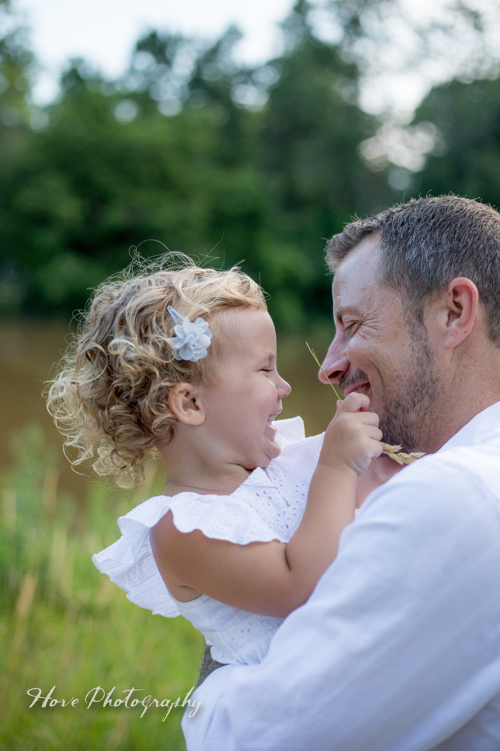 Gemma & Pete - Golden Hour Family Session