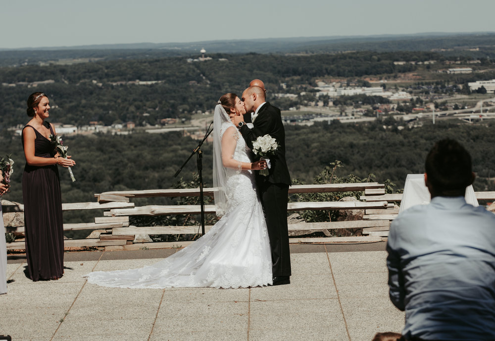 Rib Mountain State Park Wedding: Wausau, WI