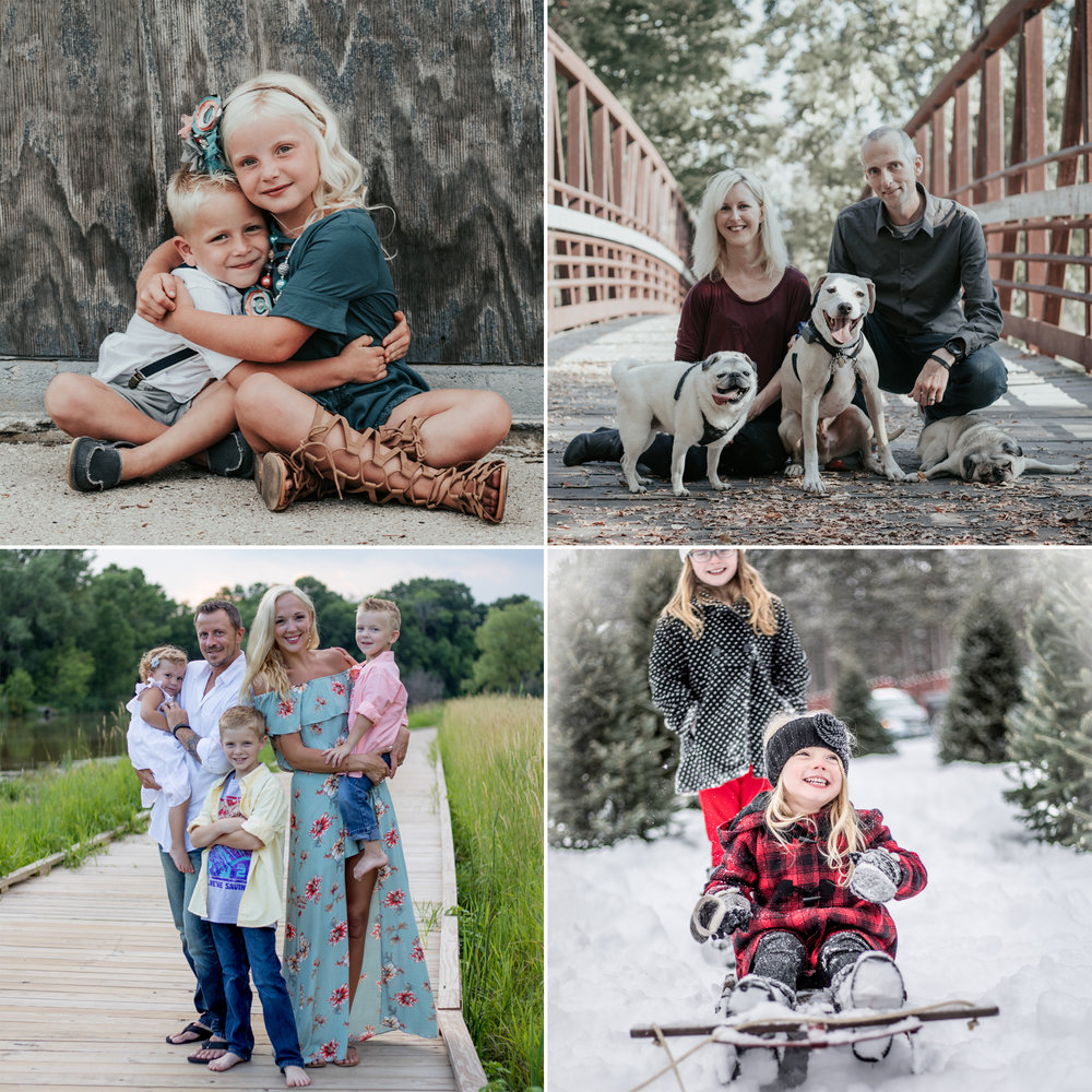 Family Portraits - Hove Photography LLC