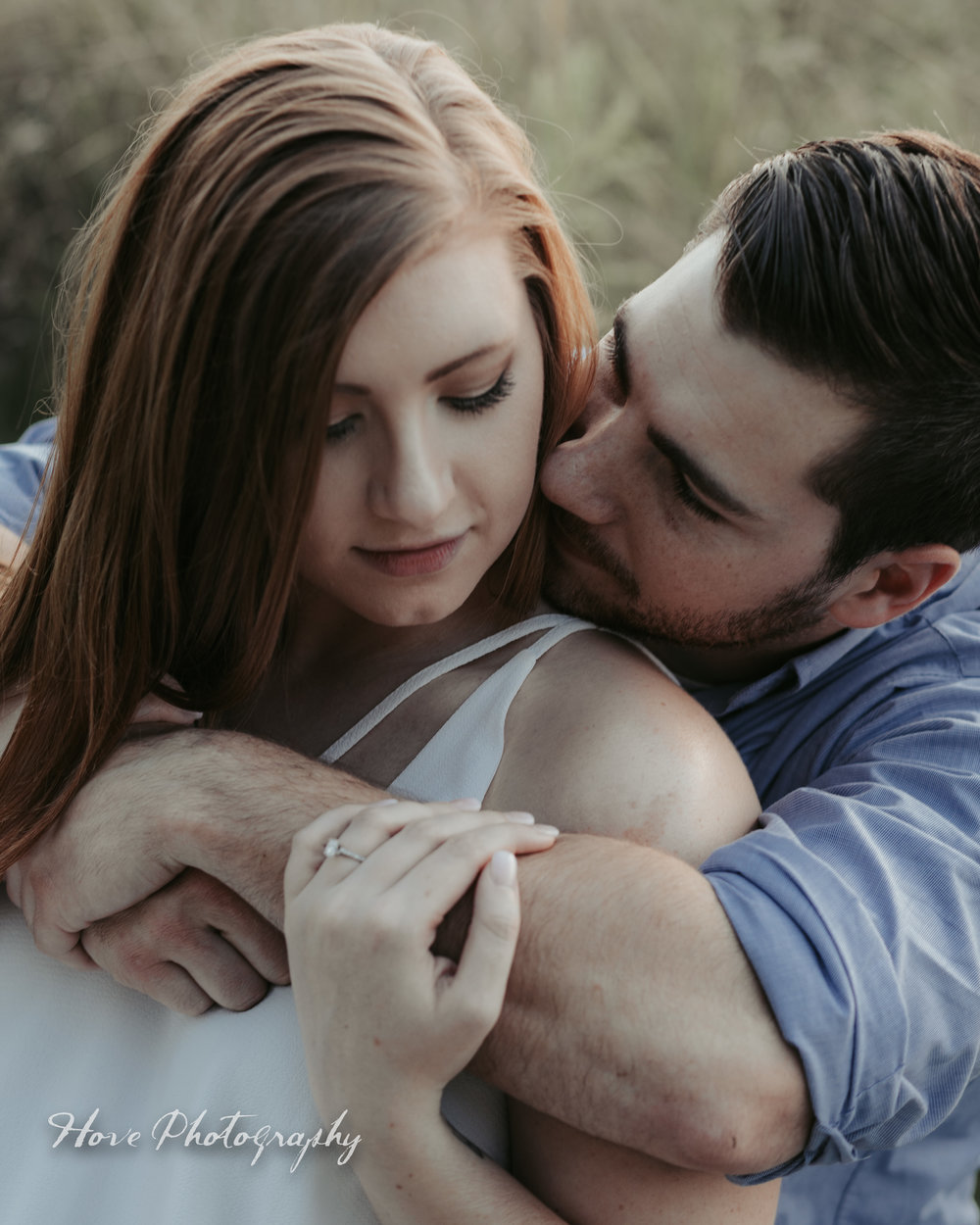 Golden Hour Engagement Session: Alyson & Patrick