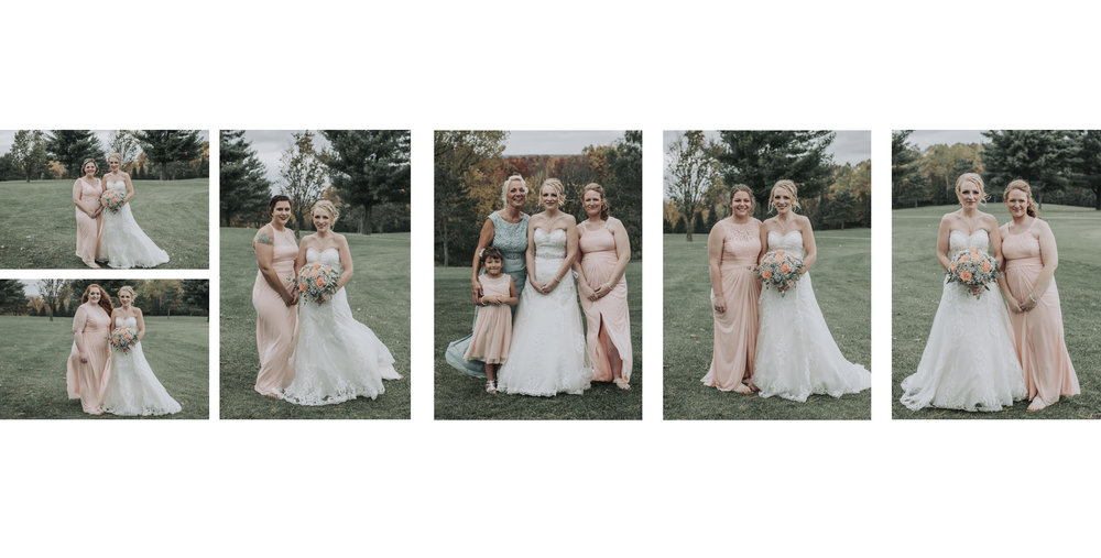 Bridesmaids - Hove Photography LLC