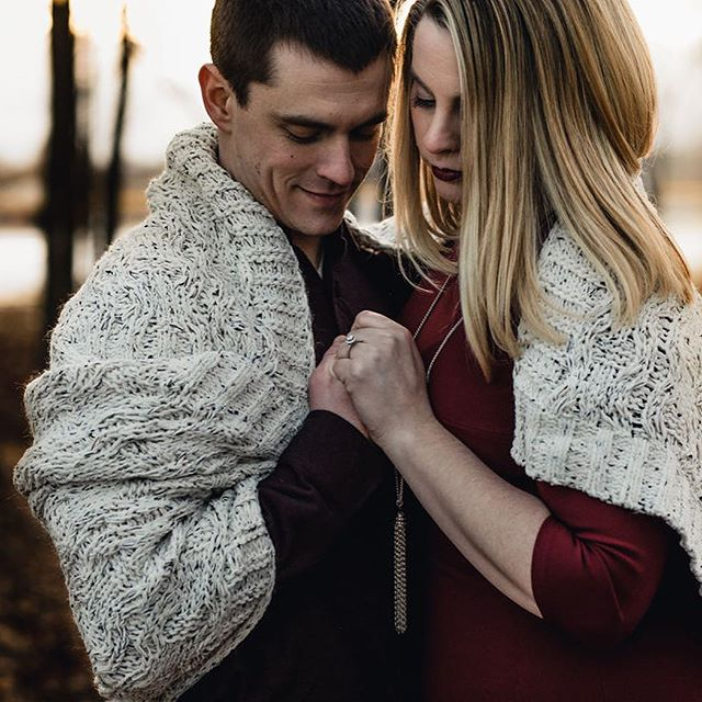 Did you know @klemstudiosphotography  Offers three different editing styles?! I have been dying to share my edits from this session !! As an associate photographer for @klemstudiosphotography I was so thrilled to be able to photograph @jmcunnin91 and Derek's engagement ❤️. They chose a true to life editing style and mine is a #darkandmoody ! Here is my take !! Love that our couples have options 🥰.
