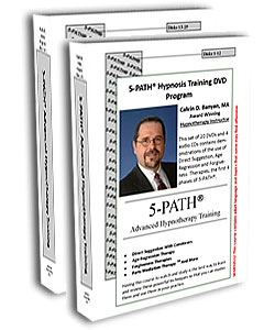 5-PATH® 2.0 Hypnosis Training DVD Set