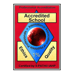 Accredited by 5-PATH® IAHP Professional Accreditation