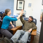 There is a lot of success at Cascade Hypnosis Center!