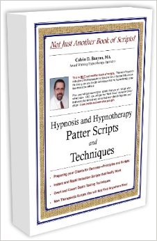Hypnosis and Hypnotherapy Patter Scripts and Techniques Book