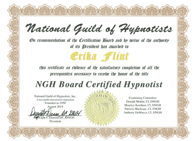 How to Become an NGH Board Certified Hypnotist — Cascade