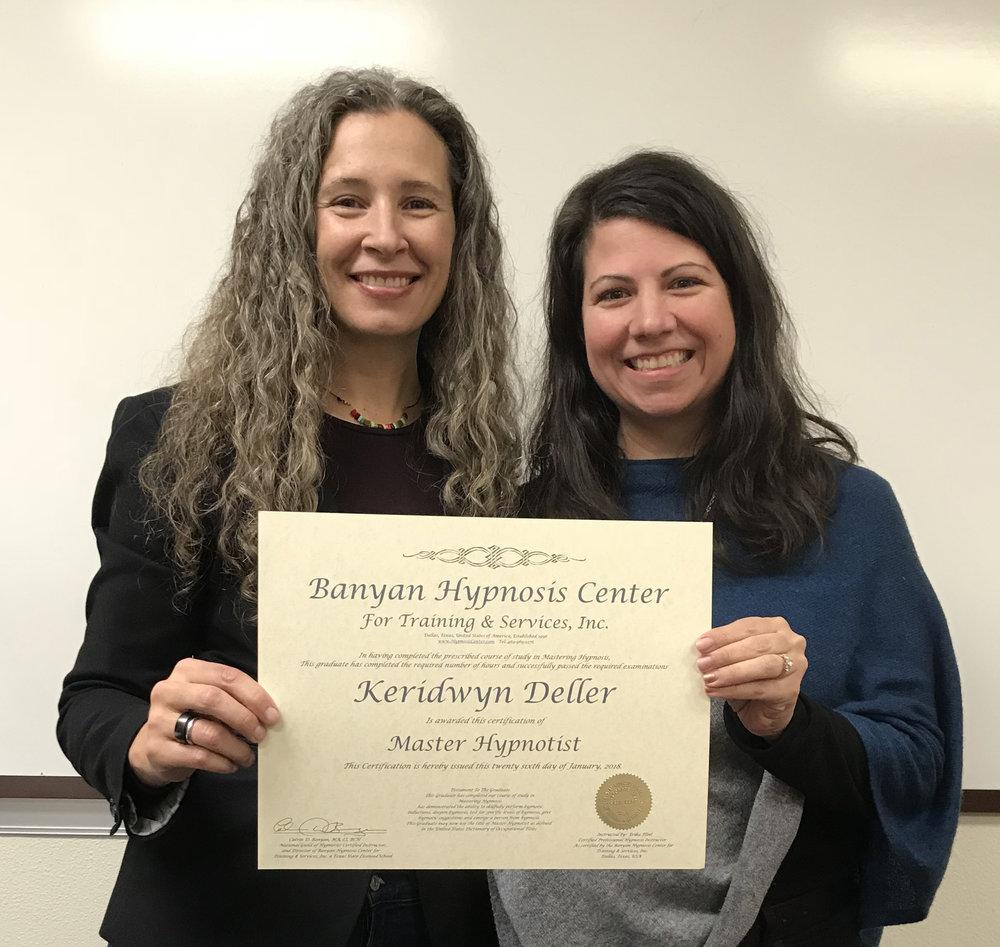 Keridwyn-Deller-Erika-Flint-Hypnosis-Certification-Graduation.jpg