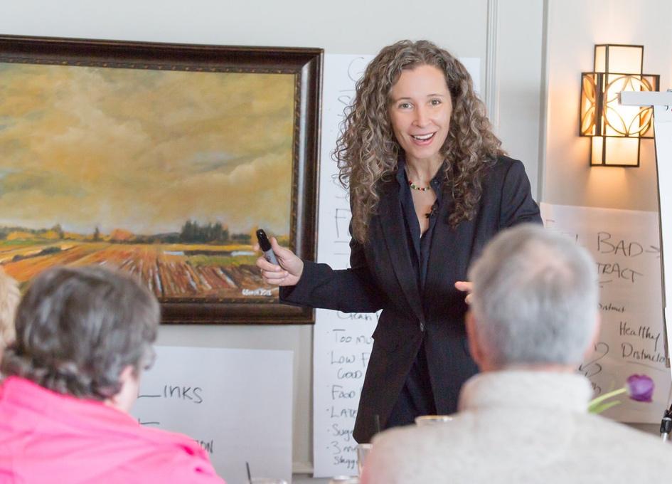 Erika Flint of Cascade Hypnosis Training -