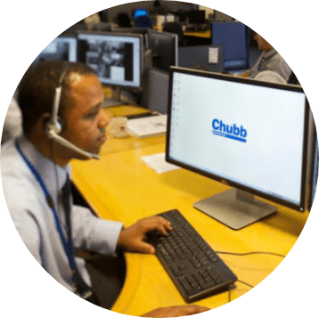 Chubb Ireland home monitoring