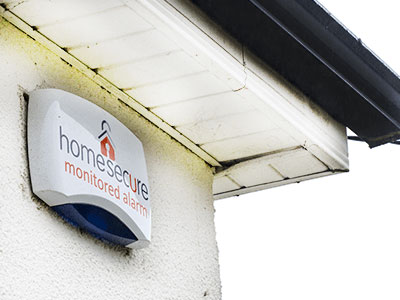 Monitored home alarm Ireland
