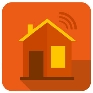home alarm on garda pulse system