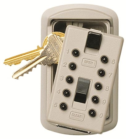 home security key safe