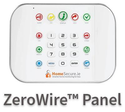 homesecure monitored alarm system