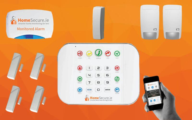home security house alarm sale