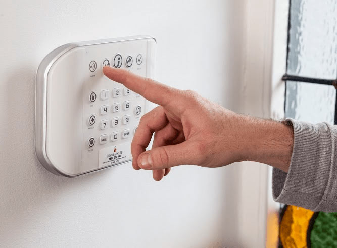 trade connect homesecure home alarm