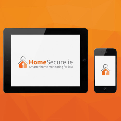 home alarm app homesecure