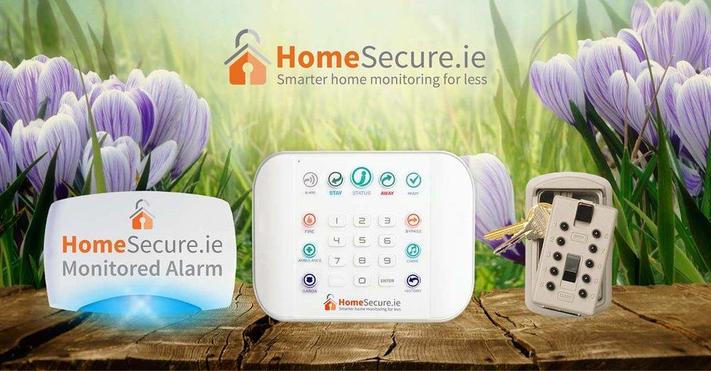 easter house alarm offer
