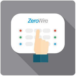 zerowire alarm illustration