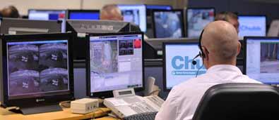 chubb monitoring station