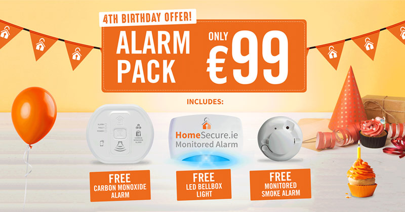 special offer alarm pack