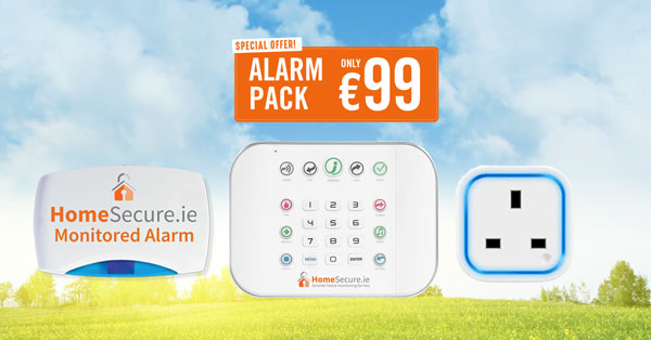 home alarm special offer