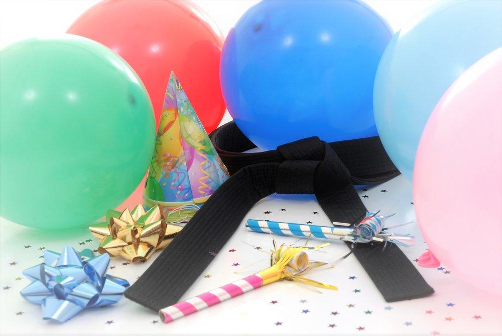 Birthday Parties -