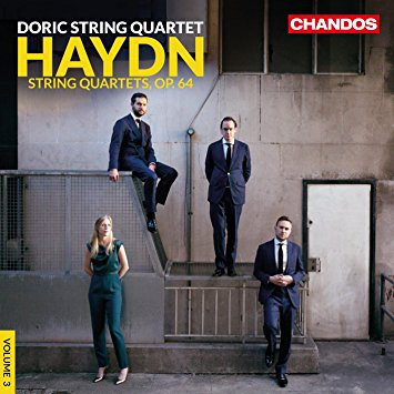 2. DORIC STRING QUARTET - Haydn (Chandos).jpg