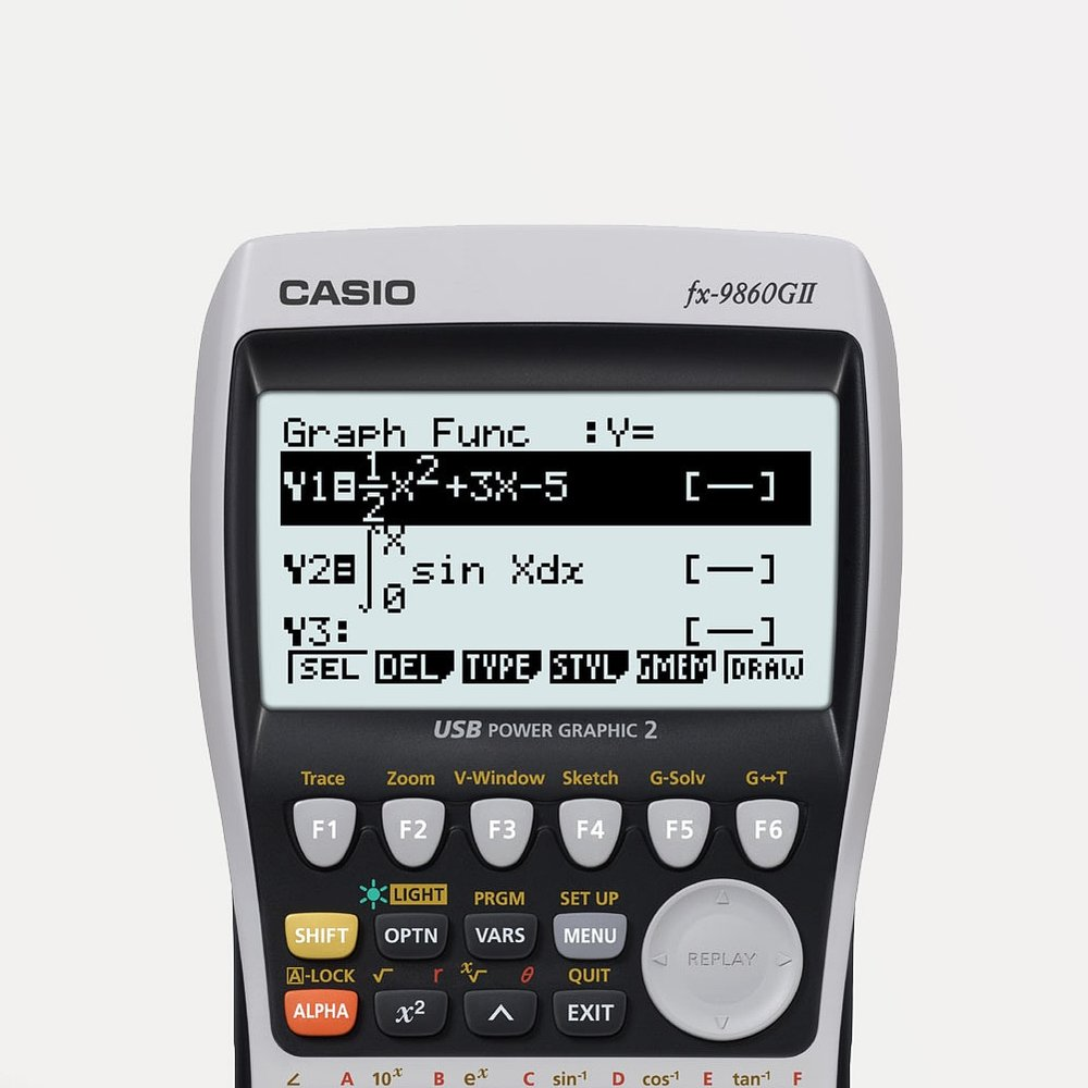 Casio Education FX-9860G2